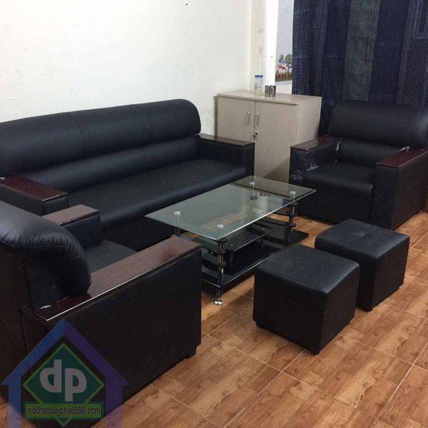Thanh lý sofa văng Nhật bọc da mới 100% (SFN3000)