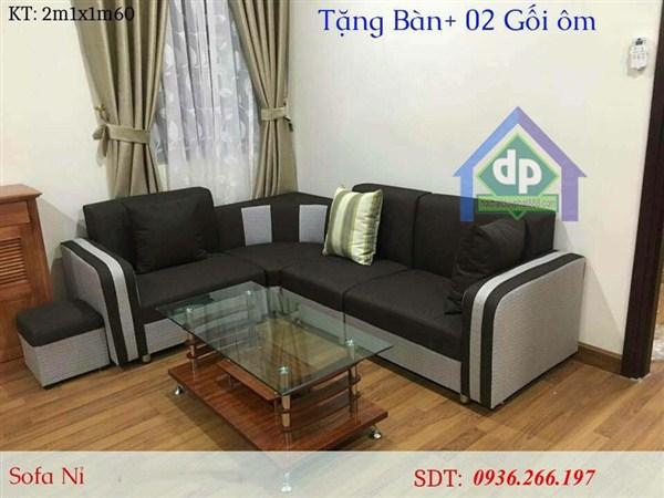 các mẫu sofa đẹp thích hợp với không gian căn hộ chung cư