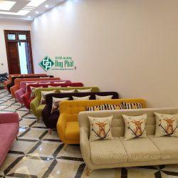 Bàn ghế sofa giá rẻ Thái Nguyên - Cho phòng khách đẹp hiện đại