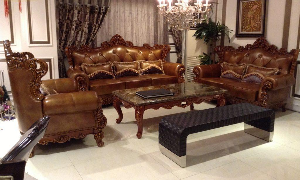 những mẫu sofa cổ điển đẹp nhất - Giá Rẻ Nhất