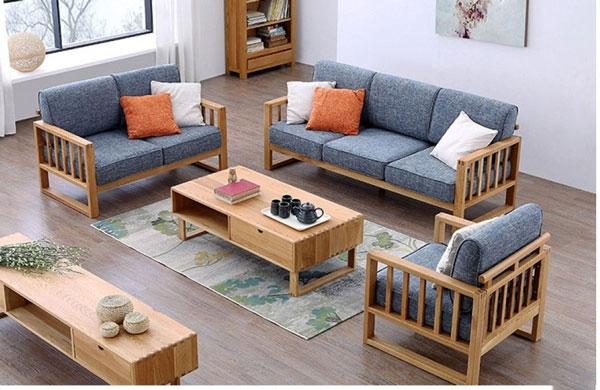 """Tổng hợp 9 mẫu ghế sofa bằng gỗ Đẹp """" Hút Hồn"""""""