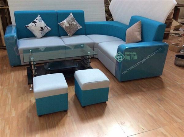 Ghế sofa góc nỉ thông minh 3 cục  5,000,000₫