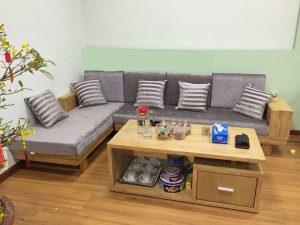 Một số mẫu sofa phong cách châu âu đẹp miễn chê