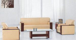 Mẫu sofa phòng giám đốc với phong cách thiết kế hiện đại, sang trọng