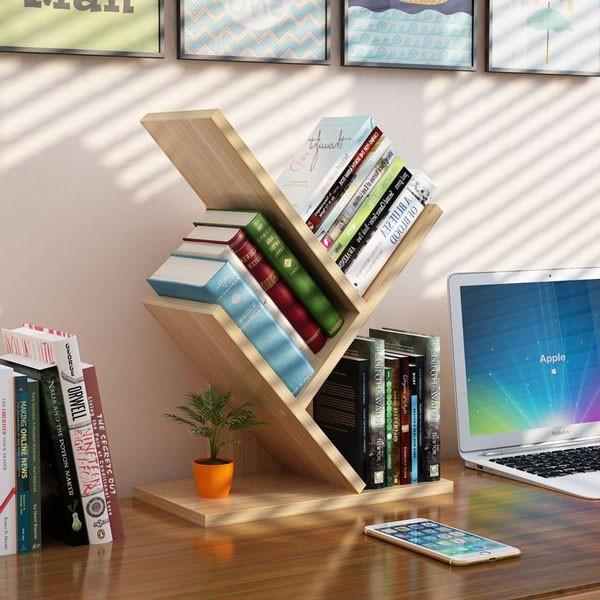 Top 5 kệ trang trí bàn làm việc ưa chuộng nhất hiện nay