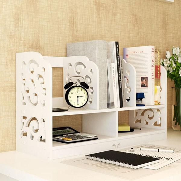 Các mẫu kệ văn phòng để bàn đẹp lung linh giá siêu rẻ
