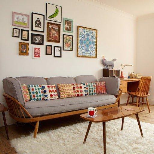 Nên chọn mua sofa da hay nỉ cho phòng khách sang trọng
